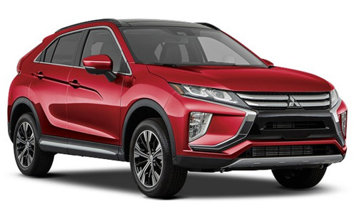 2018 Mitsubishi Eclipse Cross for sale in Red Deer, AB