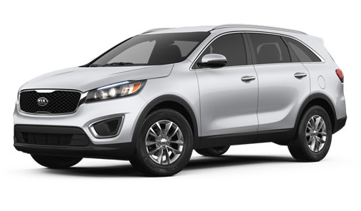 New Kia Sorento for sale in St. Paul, AB
