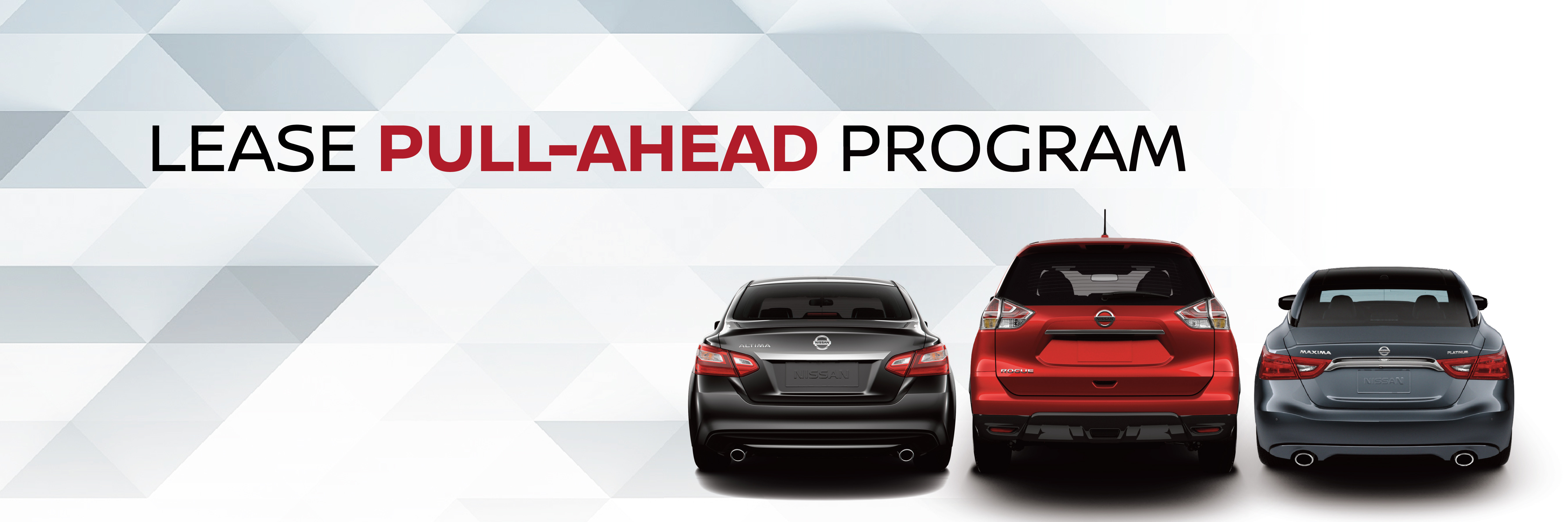 Nissan Early Lease Termination Pull Ahead