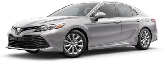 Zero Money Down Lease on a Toyota Camry