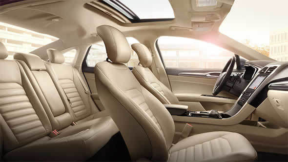 Stretch Your Legs inside the 2017 Fusion