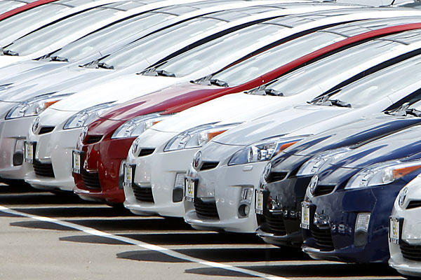 Plenty of Vehicles to Choose From!