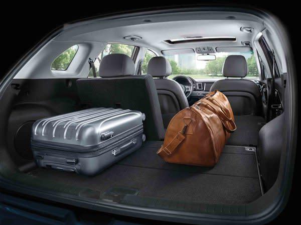 Kia Hybrid SUV 60/40 Seats