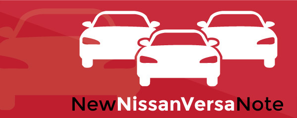 New Nissan versa_note
