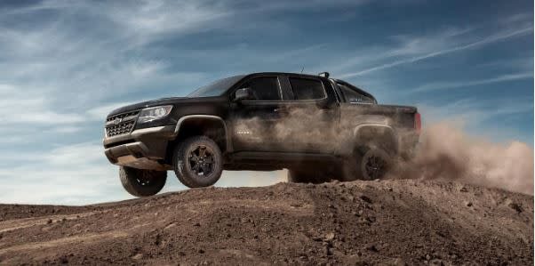 Chevrolet Colorado 2020 a la venta cerca de North County, CA