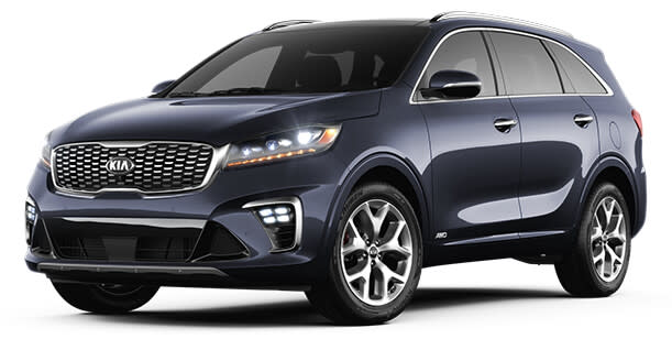2020 Kia Sorento for sale in Edmonton, AB