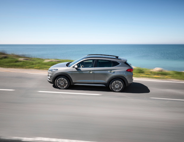 Hyundai Tucson Private Lease   Autobedrijf Noteboom