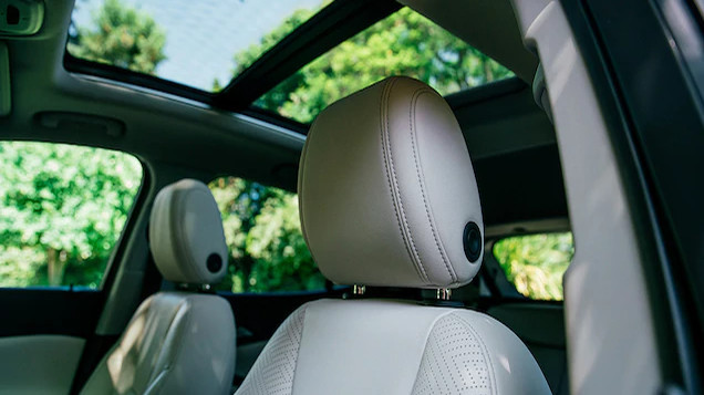 2020 Buick Encore GX Front Seats
