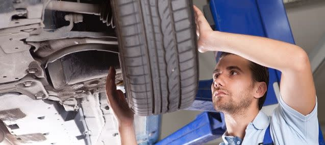 Tire Rotation Service near Manassas, VA