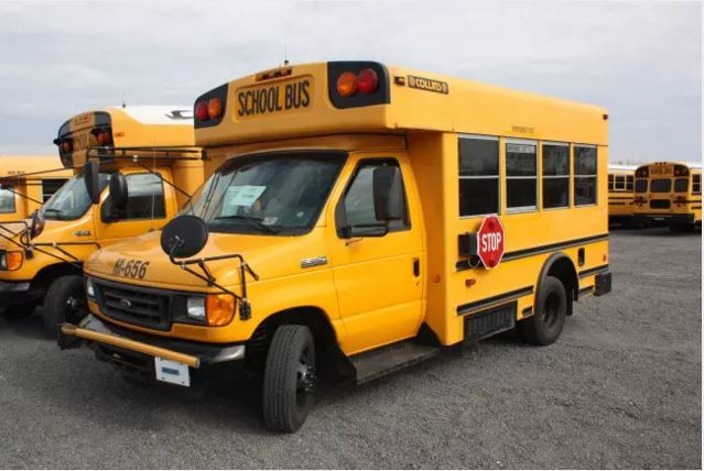 We Offer Small Buses for Your Needs!