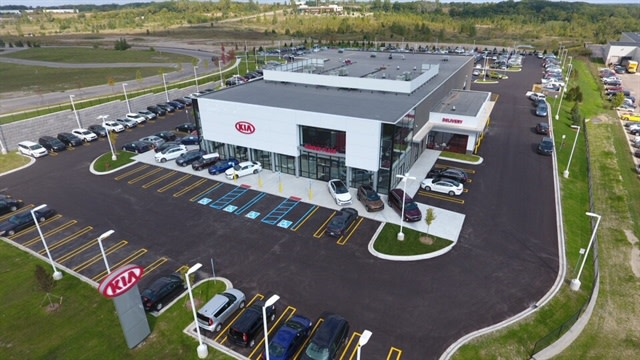 Summit Place Kia Of Waterford Has Moved