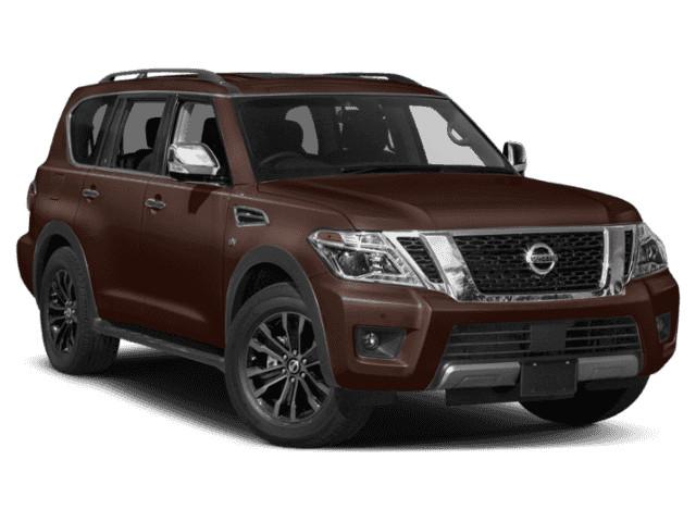 2020 Nissan Armada for sale in Edmonton, AB