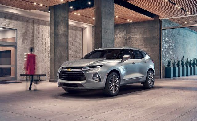 2019 Chevrolet Blazer for Sale near San Diego, CA