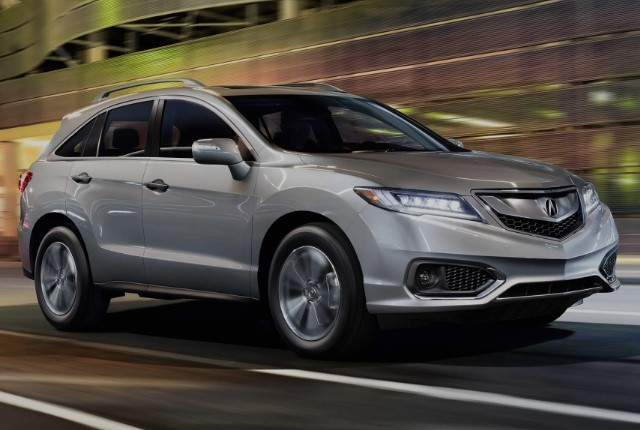 View New 2017 Acura RDX inventory at Fremont Acura