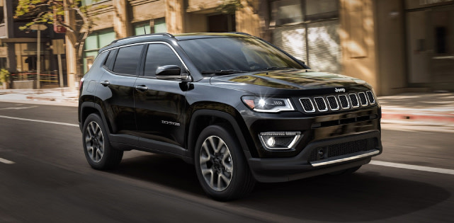 2019 JEEP COMPASS INFORMATION