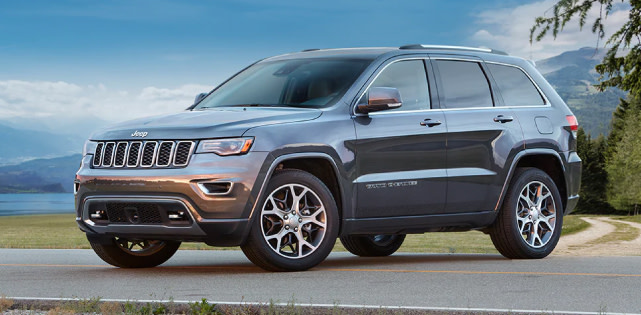 2018 JEEP GRAND CHEROKEE INFORMATION