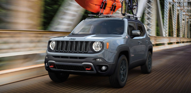 2019 JEEP RENEGADE INFORMATION
