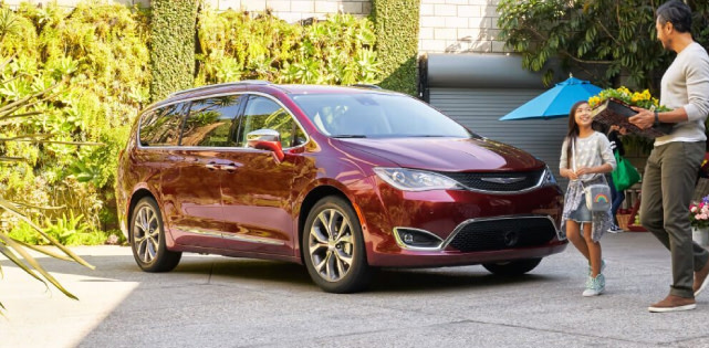 2019 CHRYSLER PACIFICA INFORMATION