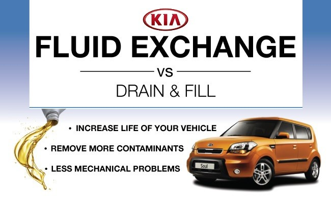 Fluid Exchange vs Drain and Fill