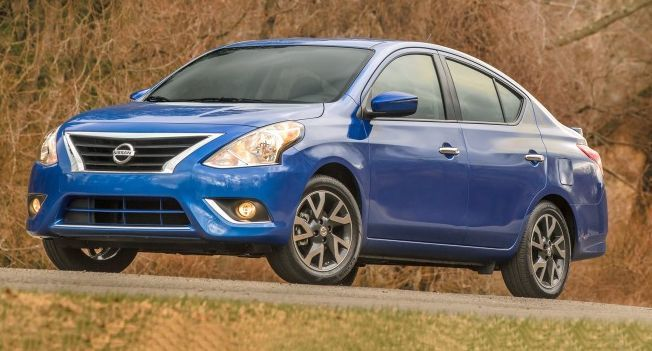 2017 Nissan Versa Available At Mcgrath Nissan Serving St. Charles, IL