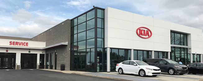 Union County Kia Dealership in Monroe, NC