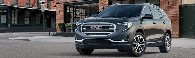 2019 GMC Terrain for Sale in Youngstown, OH - Sweeney Buick GMC