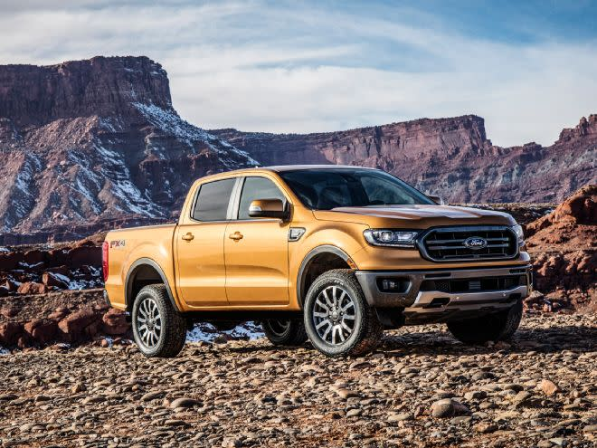 2019 Ford Ranger are You Ready for Adventure?