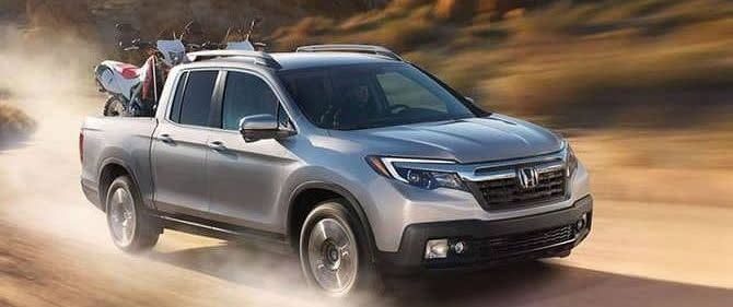 2019 Honda Ridgeline Vs 2018 Nissan Frontier In St. Charles, IL