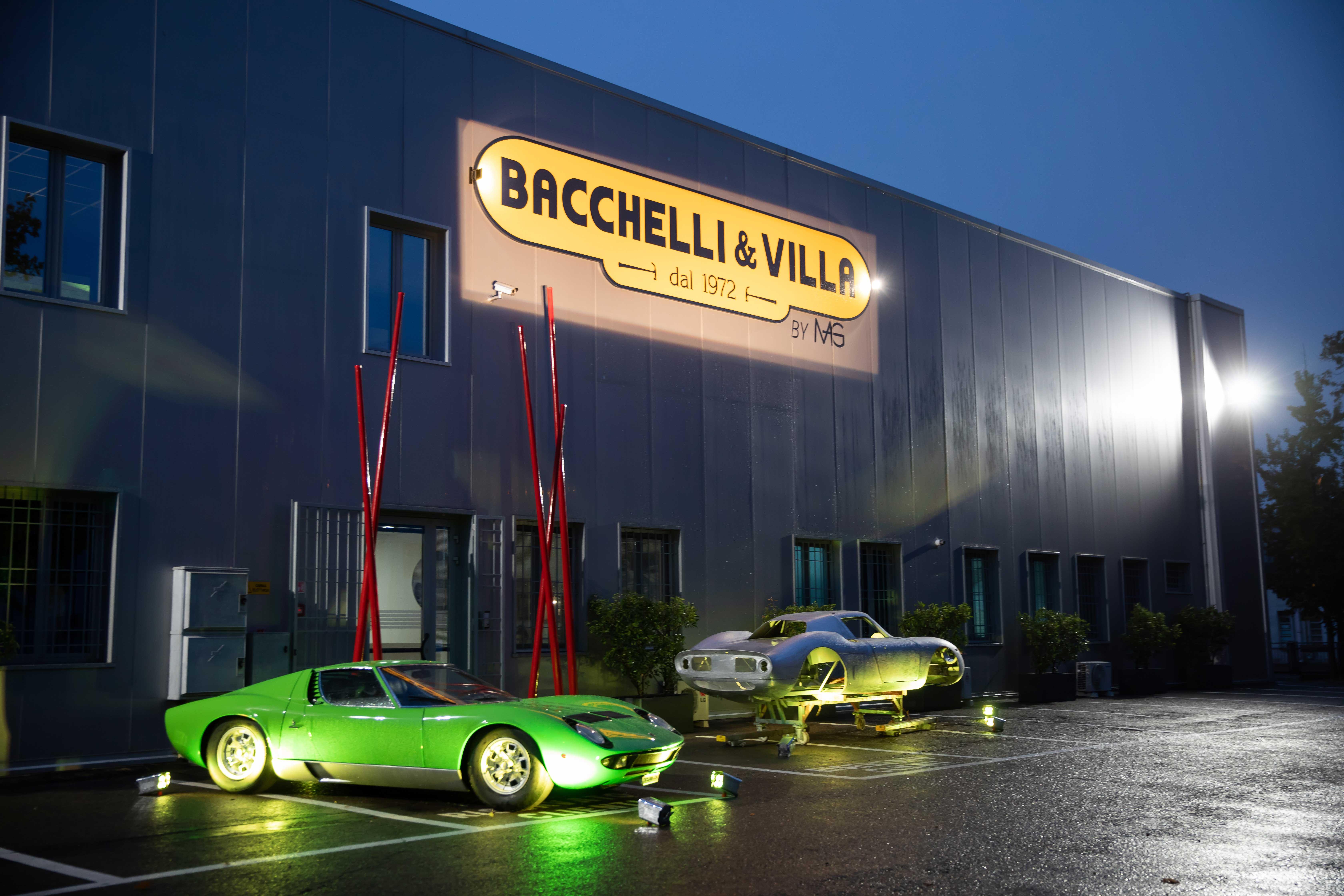 Bacchelli & Villa