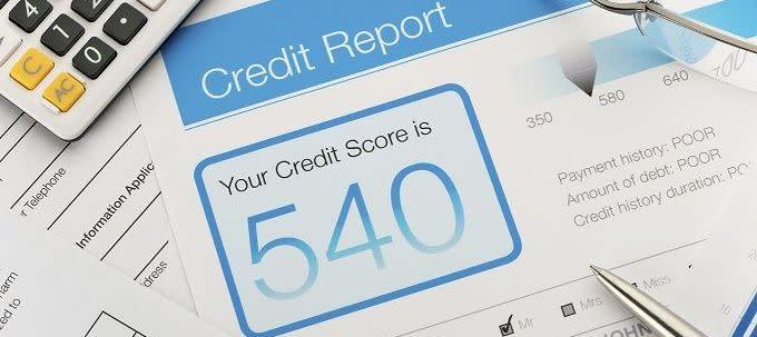 Poor Credit Can Be a Burden!