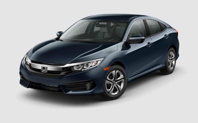 View 2017 Honda Civic inventory at AutoWest Honda in Fremont