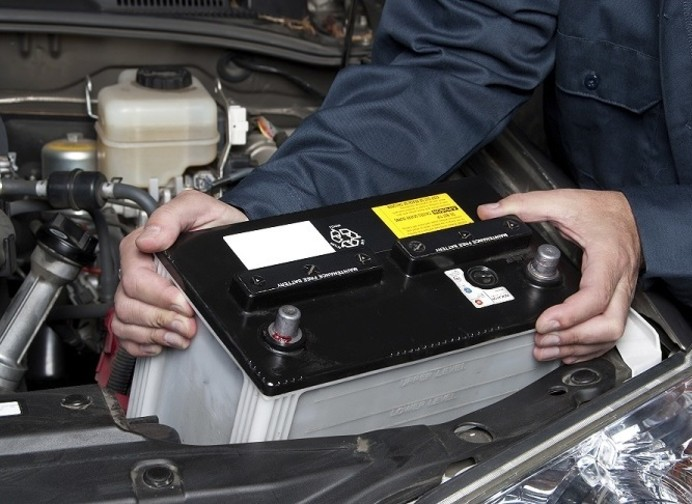 Battery Test and Replacement in Brighton, MI