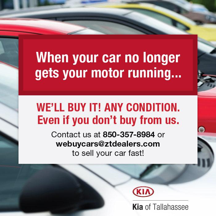 Kia Dealer Tallahassee FL New & Used Cars for Sale near Valdosta GA ...