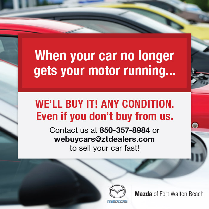 Mazda Dealer Fort Walton Beach FL New & Used Cars for Sale near ...