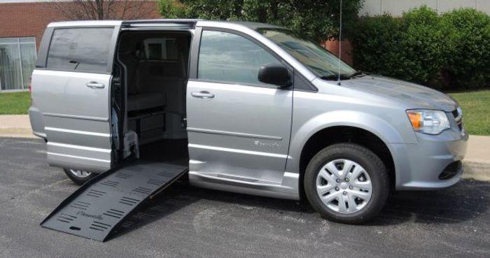 Find Your Wheelchair Van Today!
