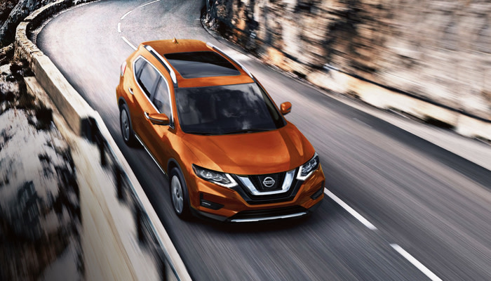The 2019 Nissan Rogue has a great driving experience