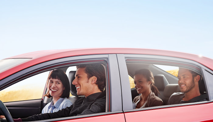 Stay safe inside the 2019 Toyota Corolla available at Uebelhor Toyota near French Lick, IN