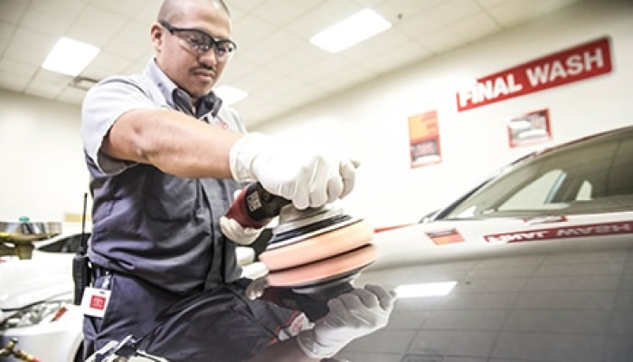 Visit Uebelhor Toyota near Santa Claus, IN for any Toyota repair and maintenance service