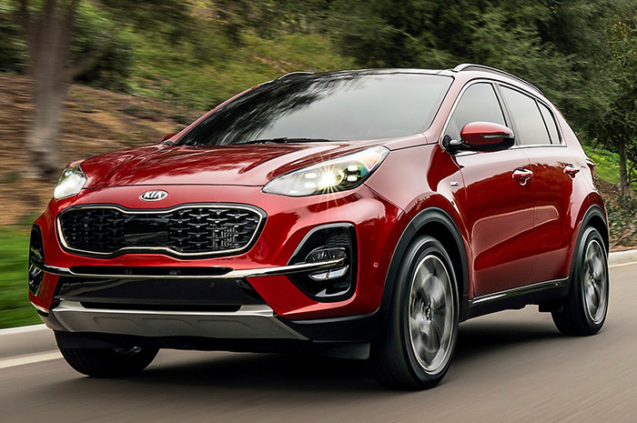 2020 Kia Sportage Leasing near Ames, IA