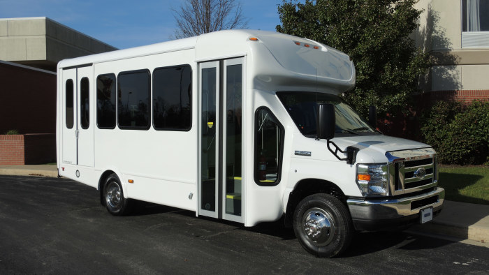 Senior Living and Retirement Community Buses for Sale in