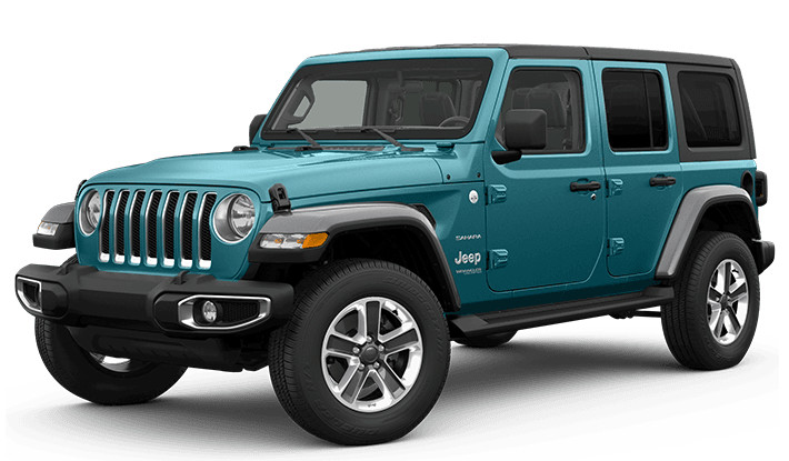 New Jeep Wrangler Unlimited For Sale in Cold Lake