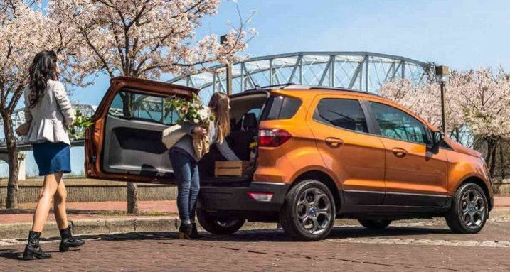 2018 Ford Ecosport For Sale In Midwest City Ok David Stanley Ford