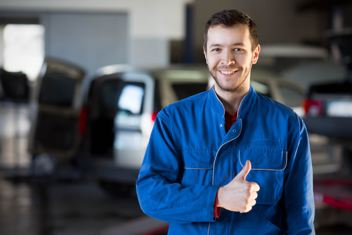 We'll Repair Your Vehicle!