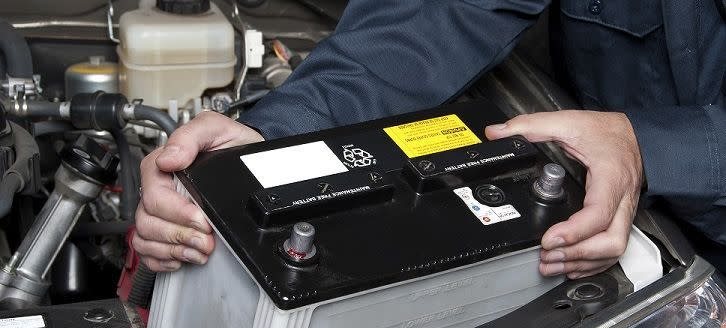 Battery Test and Repair Service in Tomball, TX
