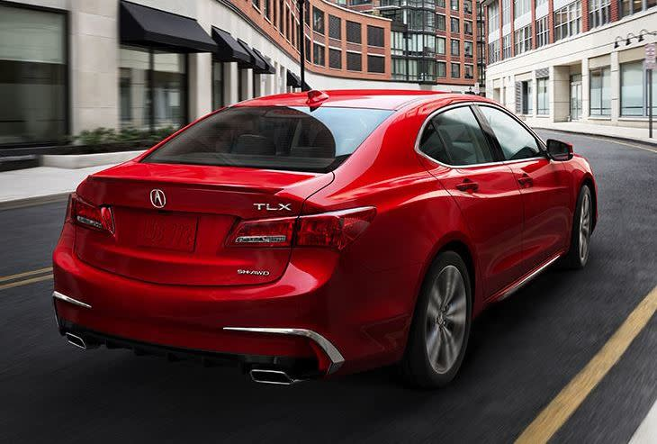 2020 Acura TLX for Sale near Bristol, TN