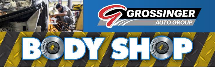 Body Shop Grossinger Auto Group