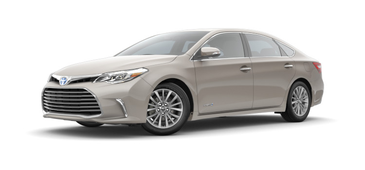 Avalon Lease Special - Rick Collins Toyota