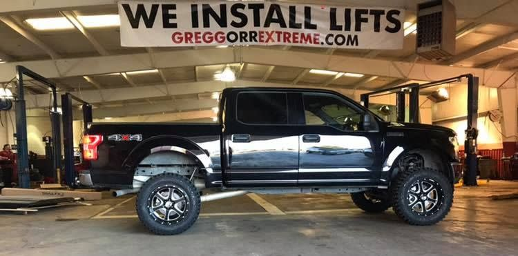 We Lift Trucks and SUVs and Much More! - Gregg Orr Extreme Auto & ATV