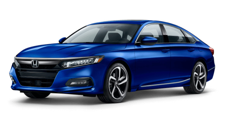 2019 Honda Accord Sport - Still Night