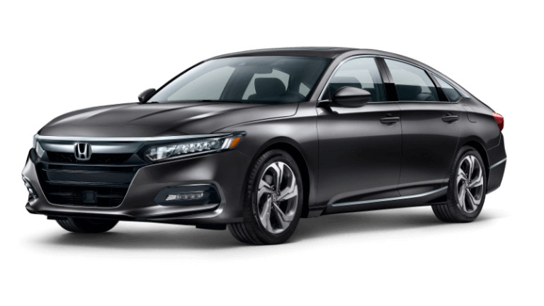 2019 Honda Accord EX - Modern Steel